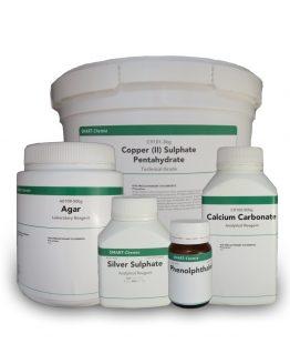 Aluminium Sulphate 18-Hydrate AR - SMART-Chemie Brand